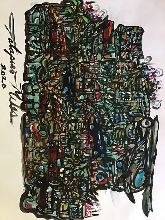 Graffiti City - Jalapeno Miles