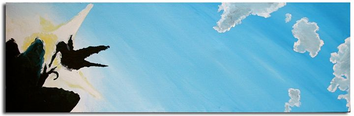 Glorious Morning - Brett Paints