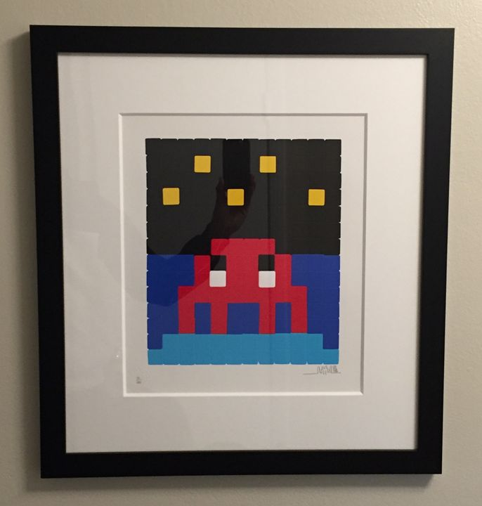 Space Invader - MTT's Gallery