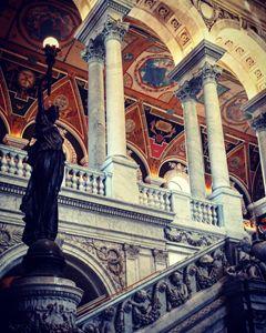 Library Of Congress - Amanda Hovseth