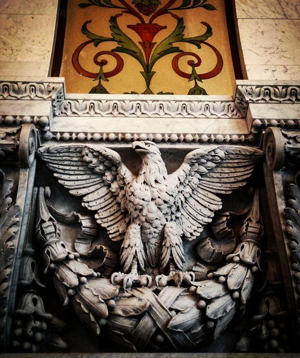 Stone Eagle - Amanda Hovseth