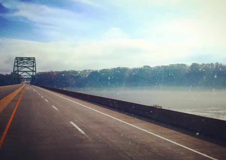 Bridge Between States - Amanda Hovseth