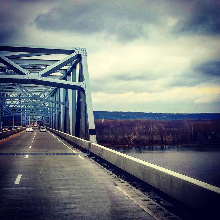 Bridges and Rivers 2 - Amanda Hovseth