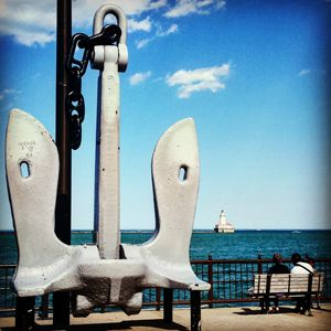Anchor at Navy Pier