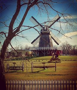 Mennonite Windmill - Amanda Hovseth