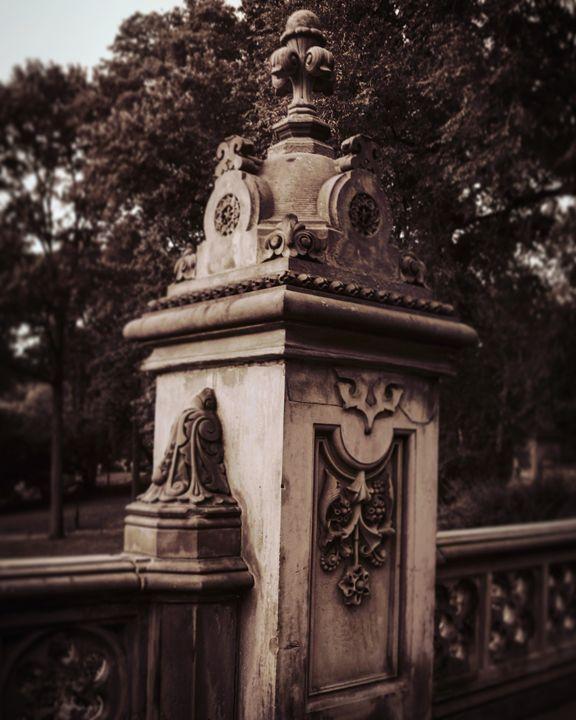 Ornate Stone - Amanda Hovseth