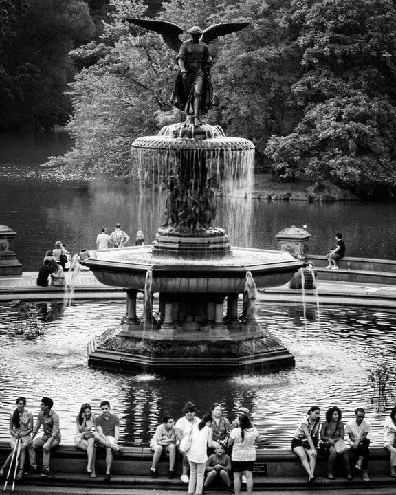 Bethesda Fountain - Amanda Hovseth