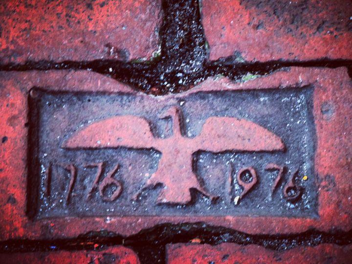 Brick Paths - Amanda Hovseth