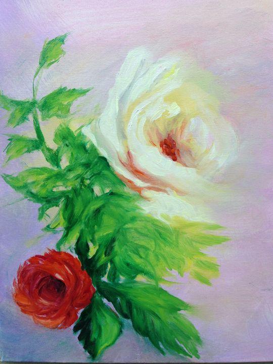 My Favourite Flowers - Winnifred Liang
