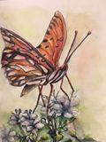 Original Painting in watercolor/pen