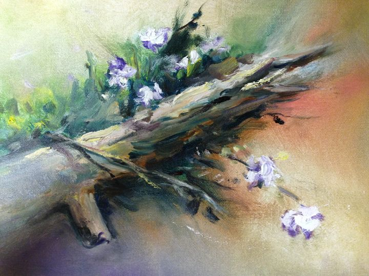The Fallen Log - Winnifred Liang