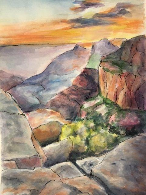 Grand Canyon, East Rim - Winnifred Liang