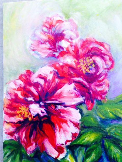 My Favourtie Flowers, - Winnifred Liang