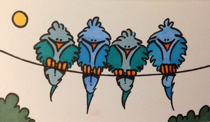 Birds - ❤️Harper