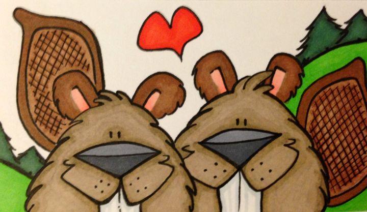 Beaver love - ❤️Harper