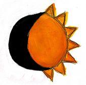 Sun Moon Art
