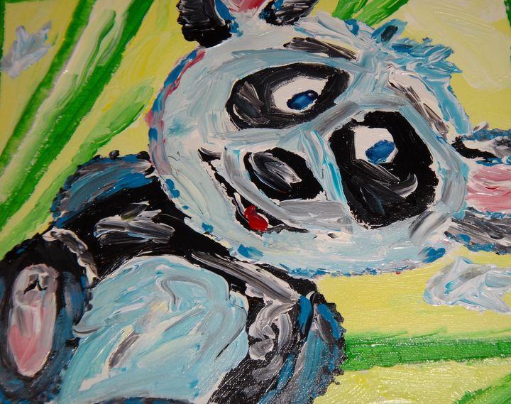 Happy, Happy Panda - du Plessis Magic Moments