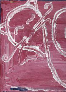 Cat rhapsody in pink