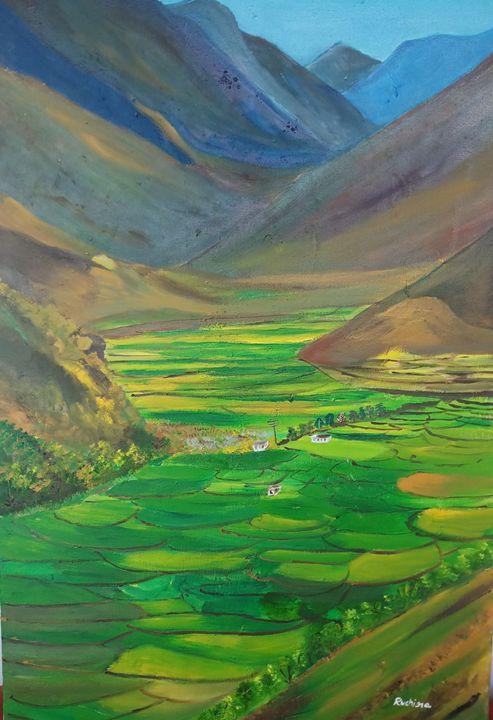 CHAMBA - RUCHIRA'S ART ROOM