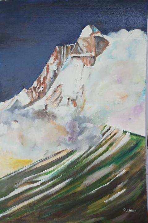 Donor of Peace - RUCHIRA'S ART ROOM