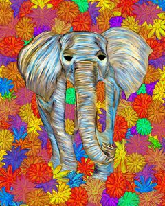 Elephant Blooms