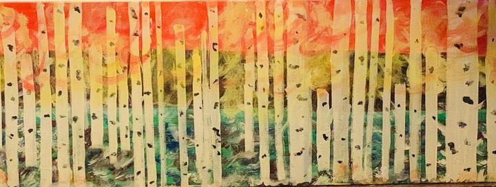 Birch forest - Doc's gallery
