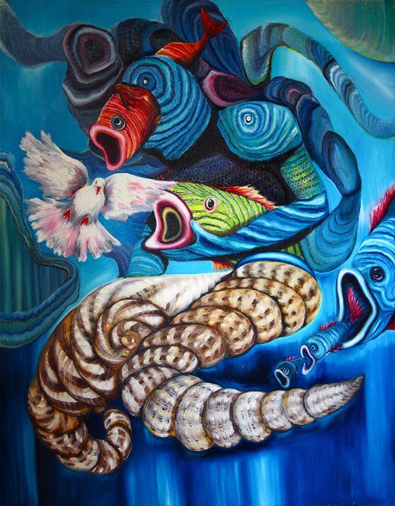 Fish-man - ARTMARINABOZIN.COM