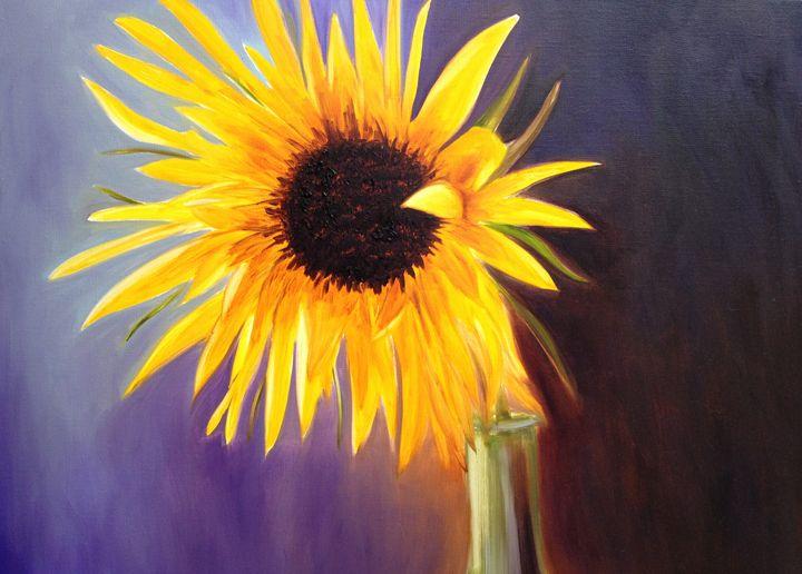 Sunny - B Kielkowski Paintings