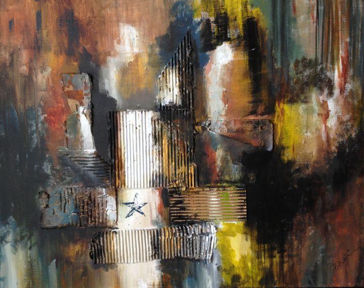 Star City - B Kielkowski Paintings