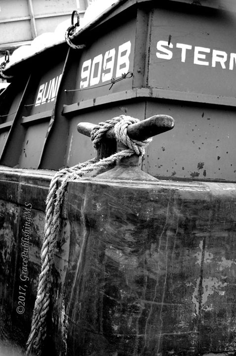 BARGE TIEDOWN - A Place of Grace