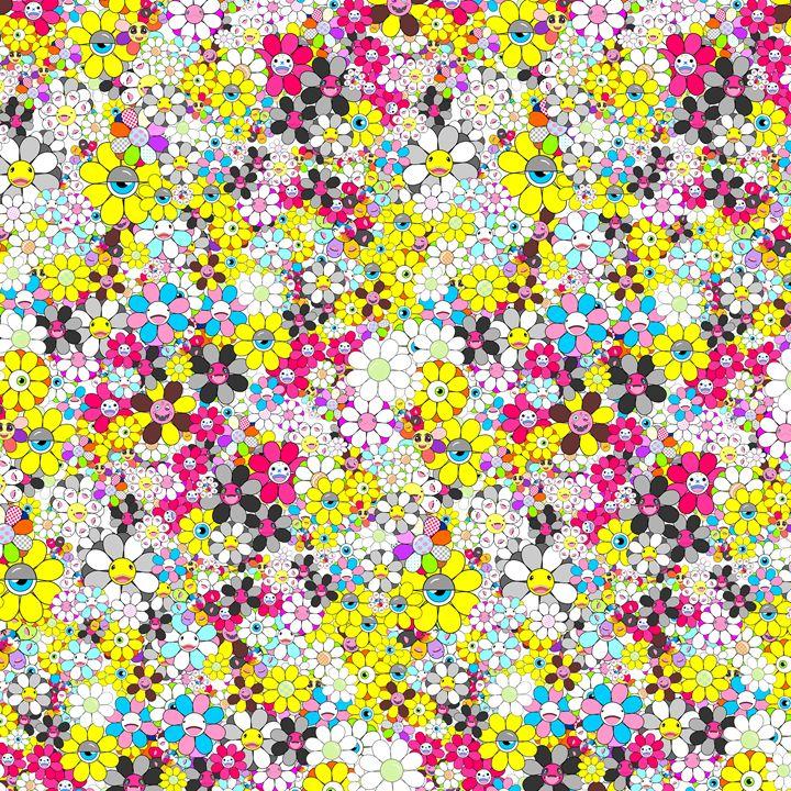 Social flowers - Ilya Konyukhov