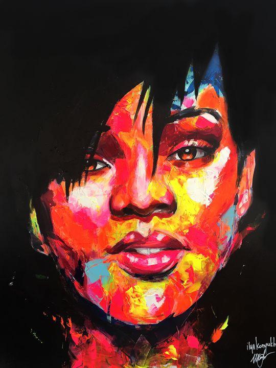 Rihanna - Ilya Konyukhov