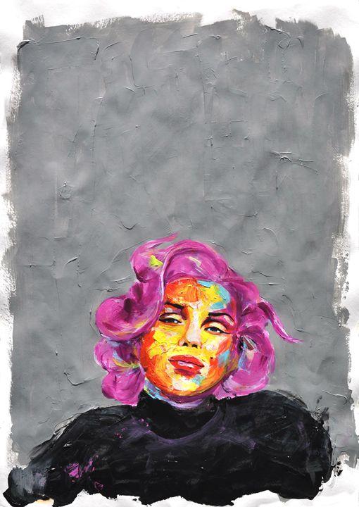 Marilyn Monroe - Ilya Konyukhov