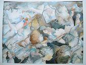 Ana Berwig Watercolor Paintings