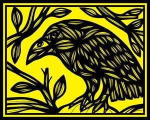 Puntillo Magpie Yellow Black - 631 Art