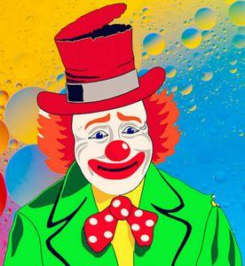 Bonzy The Clown