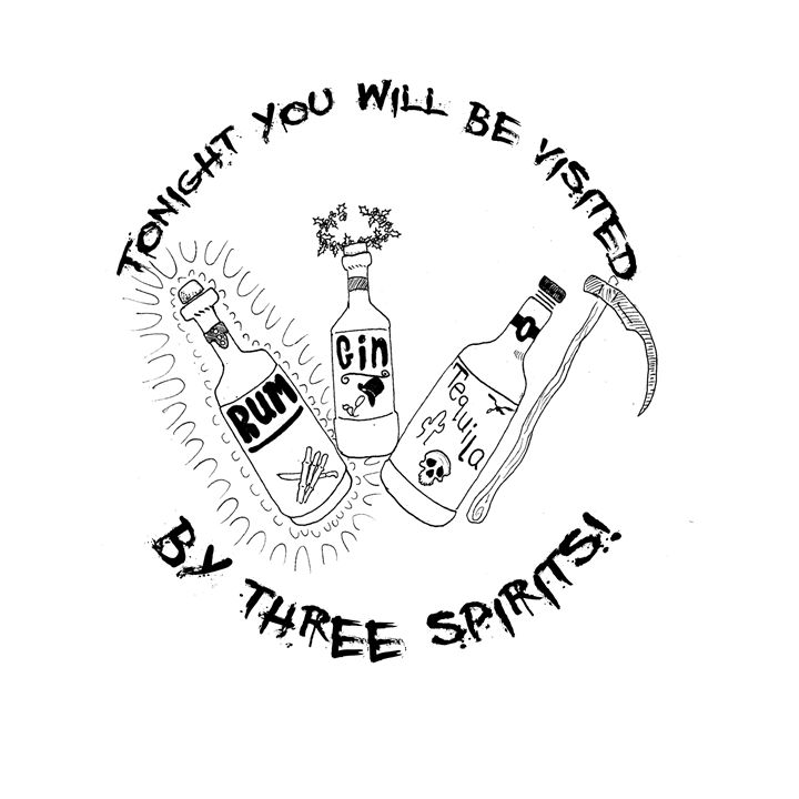 The Three Spirits - Rats!
