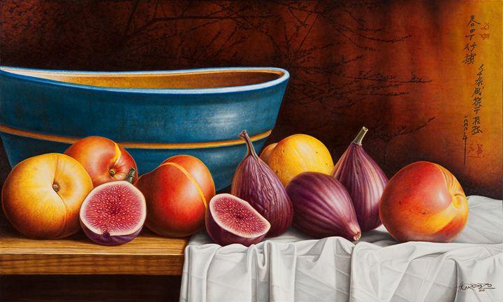 Peaches & Figs - Horacio Cardozo