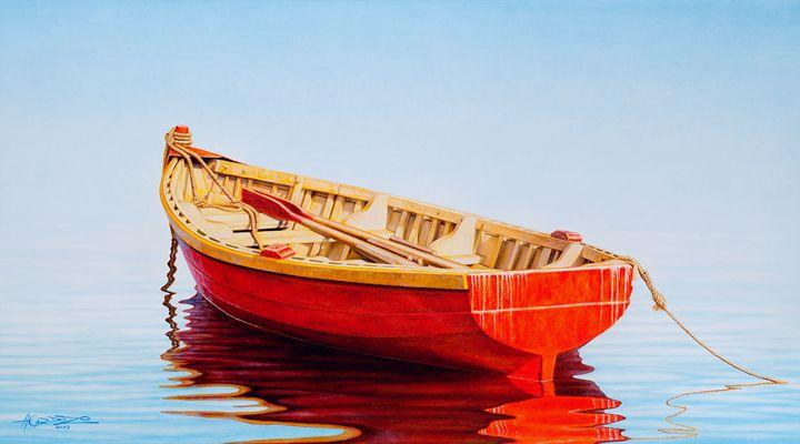 Red Boat - Horacio Cardozo