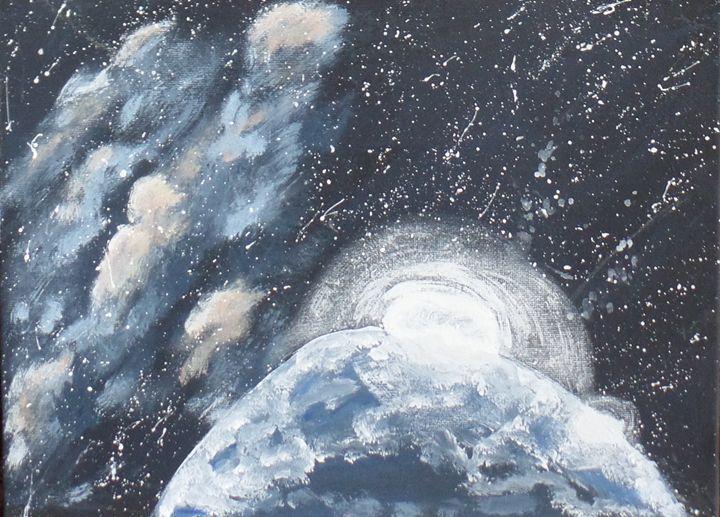 Warped Earth - EmilyCreations