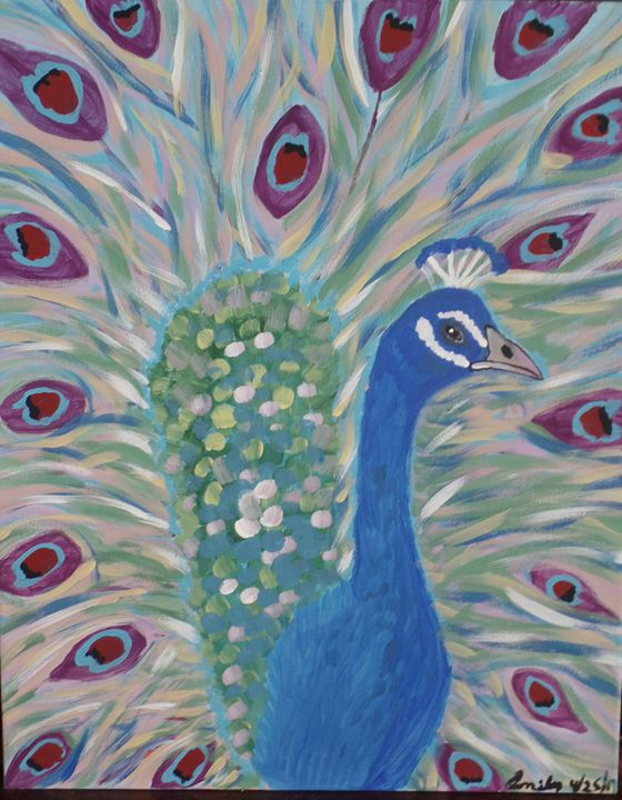 Peacock - EmilyCreations