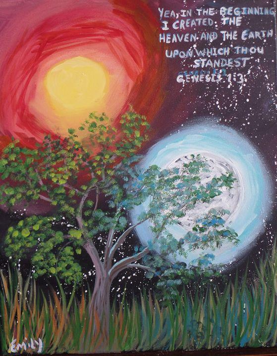 Rising of the Trinity - EmilyCreations