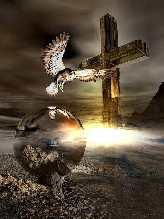 The Spirit of Prophecy - Steve Kelly aka kellyocs