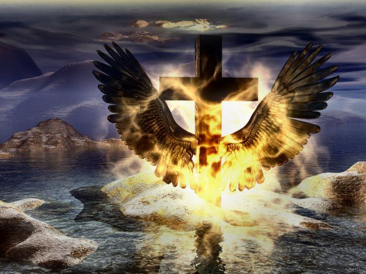 Risen With Healing in His Wings! - Steve Kelly aka kellyocs