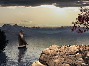 Twilight Sails