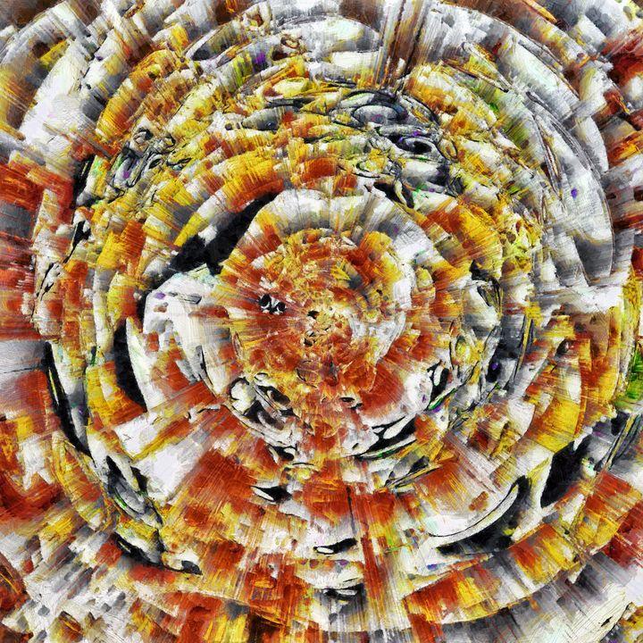 Inner Explosion - Nea Art