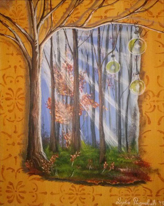 mystic forest - Darko