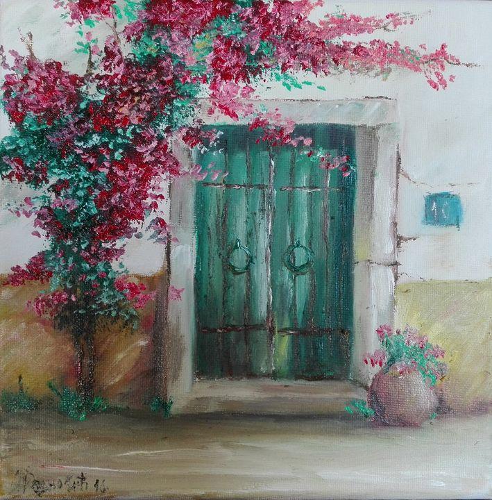 Entrance - Darko