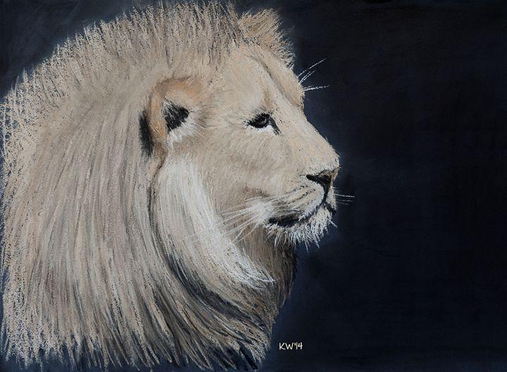 Majestic - Kate Wilkey Art