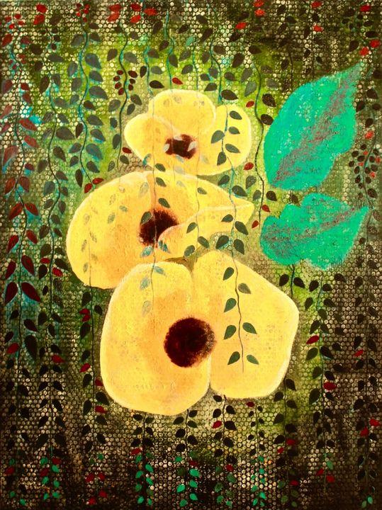 The Spring Blossom - Dipannita Mukherjee
